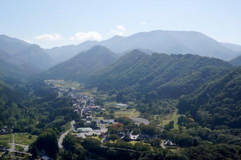 山寺からの眺望